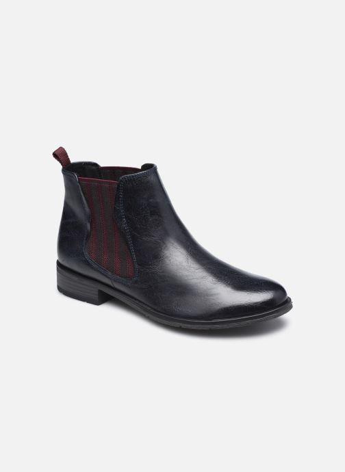 Stiefeletten & Boots Marco Tozzi Norma blau detaillierte ansicht/modell