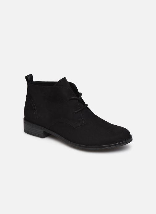 Bottines et boots Marco Tozzi Anfel Noir vue détail/paire