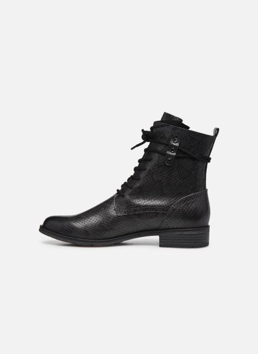 Bottines et boots Marco Tozzi Annae Gris vue face