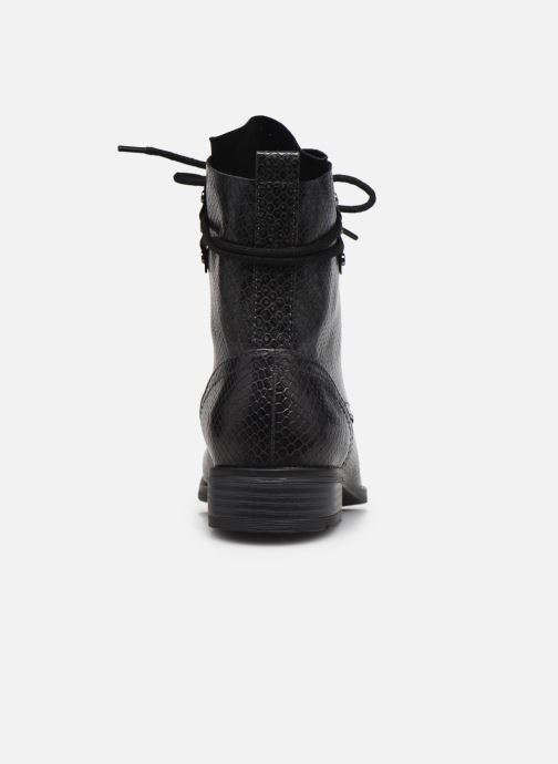 Bottines et boots Marco Tozzi Annae Gris vue droite