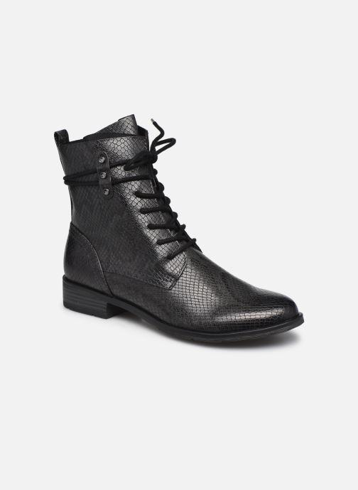 Bottines et boots Marco Tozzi Annae Gris vue détail/paire
