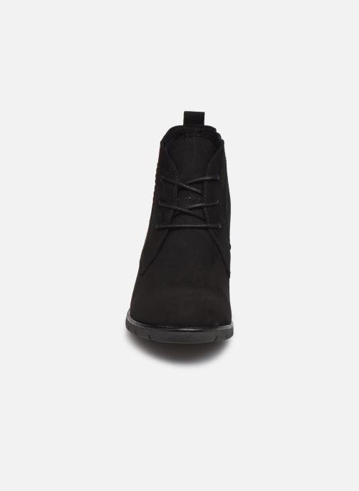 Bottines et boots Marco Tozzi Alma Noir vue portées chaussures