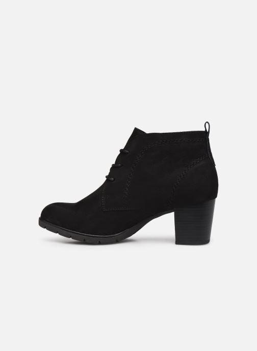 Bottines et boots Marco Tozzi Alma Noir vue face