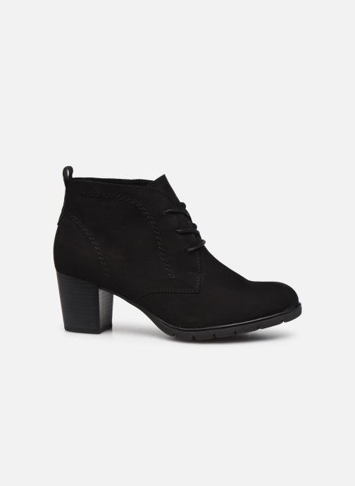 Bottines et boots Marco Tozzi Alma Noir vue derrière