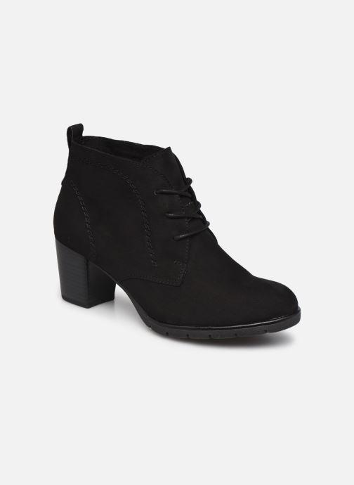 Bottines et boots Marco Tozzi Alma Noir vue détail/paire