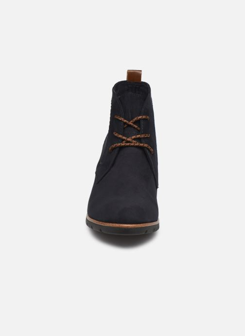Stiefeletten & Boots Marco Tozzi Alma blau schuhe getragen