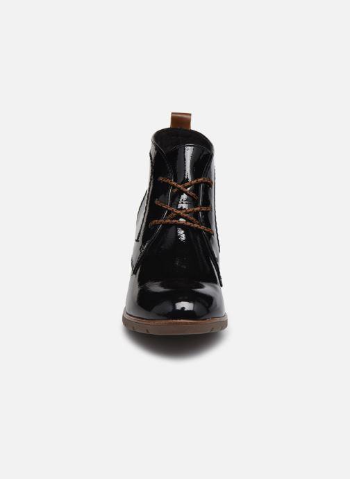 Boots en enkellaarsjes Marco Tozzi Anouk Zwart model