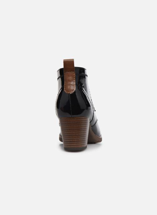 Boots en enkellaarsjes Marco Tozzi Anouk Zwart rechts