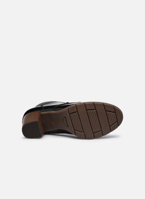 Boots en enkellaarsjes Marco Tozzi Anouk Zwart boven
