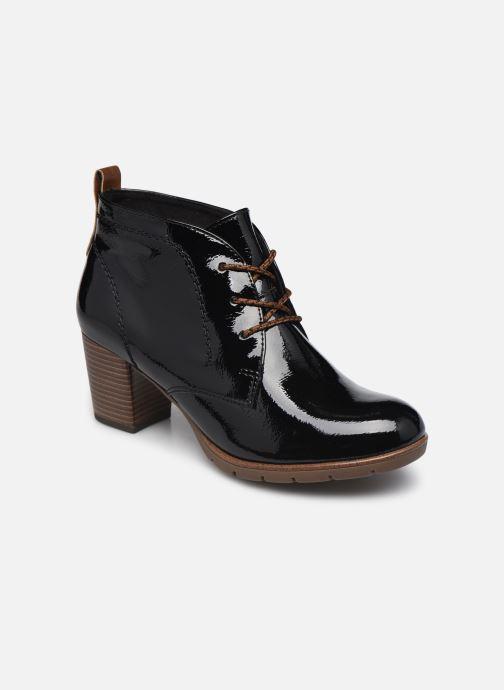 Boots en enkellaarsjes Marco Tozzi Anouk Zwart detail