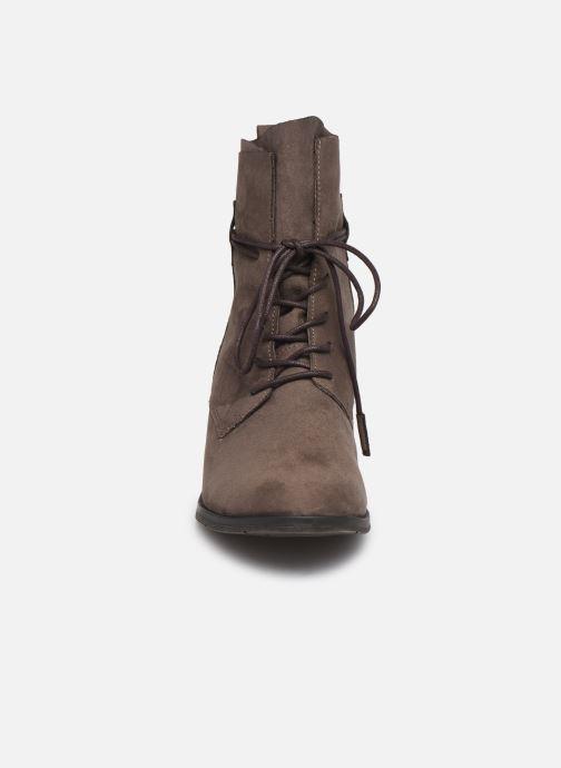 Boots en enkellaarsjes Marco Tozzi Dafni Grijs model