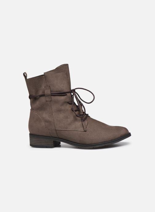 Boots en enkellaarsjes Marco Tozzi Dafni Grijs achterkant