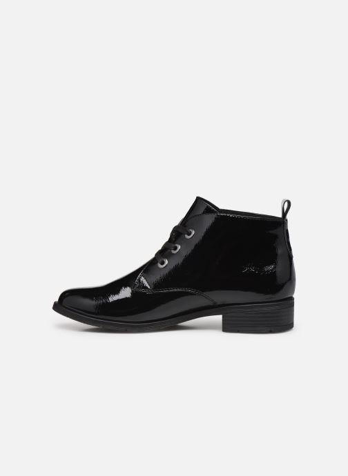 Bottines et boots Marco Tozzi Elaia Noir vue face
