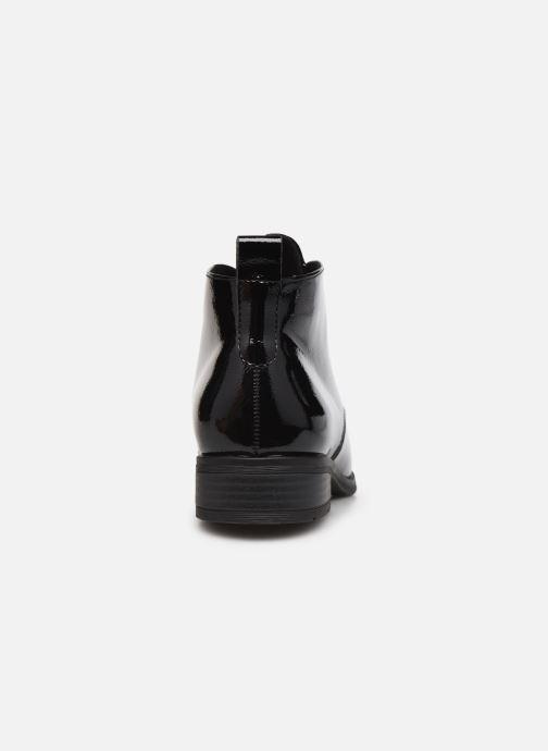 Bottines et boots Marco Tozzi Elaia Noir vue droite