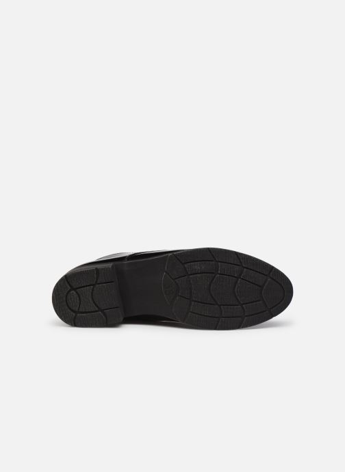 Bottines et boots Marco Tozzi Elaia Noir vue haut