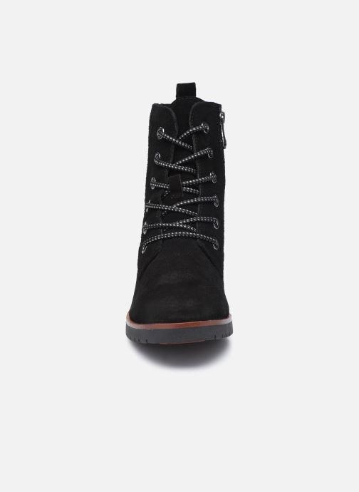 Bottines et boots Marco Tozzi Derya Noir vue portées chaussures