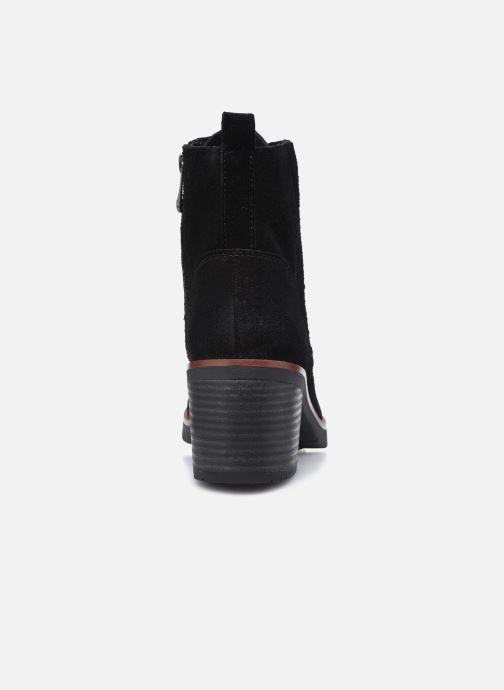 Bottines et boots Marco Tozzi Derya Noir vue droite