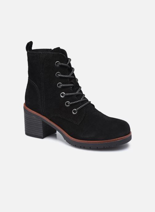 Bottines et boots Marco Tozzi Derya Noir vue détail/paire