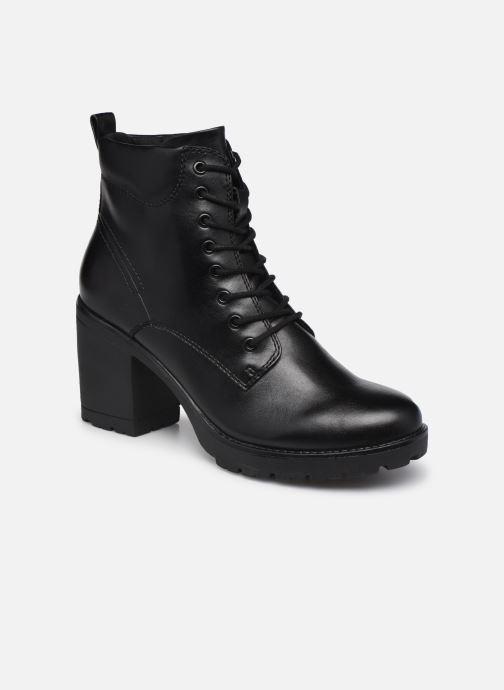 Boots en enkellaarsjes Marco Tozzi Feyza Zwart detail