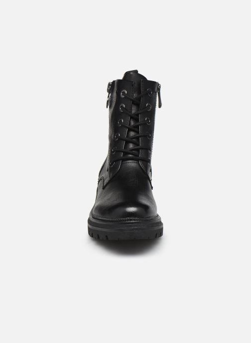 Bottines et boots Marco Tozzi Essya Noir vue portées chaussures
