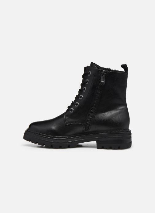 Bottines et boots Marco Tozzi Essya Noir vue face