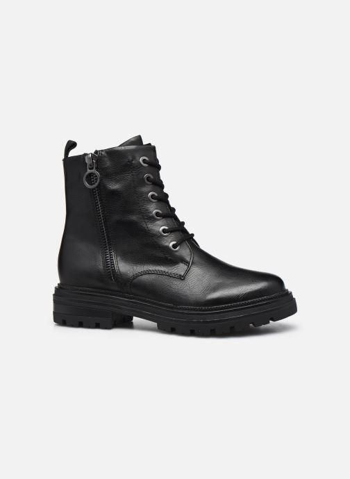 Bottines et boots Marco Tozzi Essya Noir vue derrière