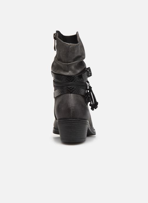 Bottines et boots Marco Tozzi Ewana Gris vue droite