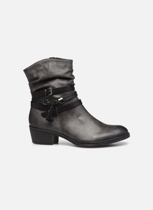 Bottines et boots Marco Tozzi Ewana Gris vue derrière