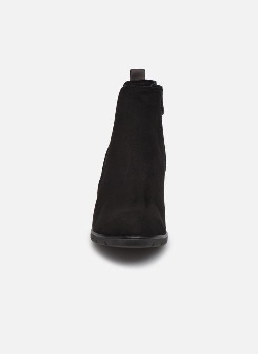 Bottines et boots Marco Tozzi Kiara Noir vue portées chaussures