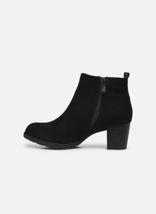 Bottines et boots Marco Tozzi Kiara Noir vue face