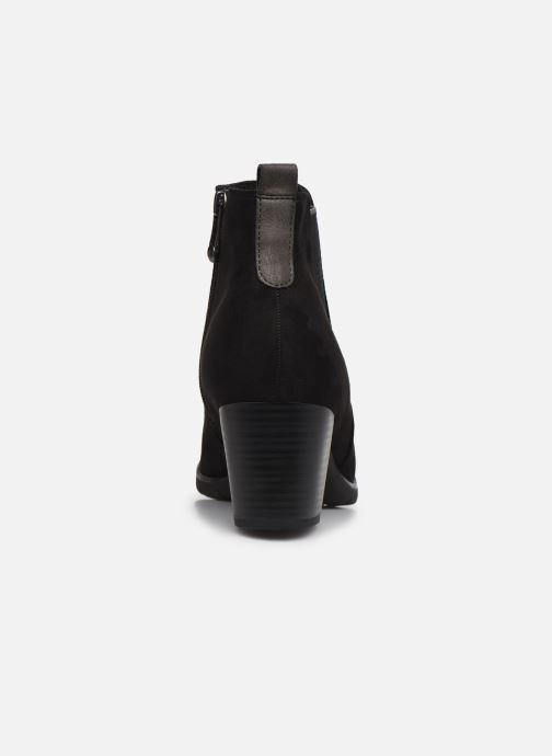 Bottines et boots Marco Tozzi Kiara Noir vue droite