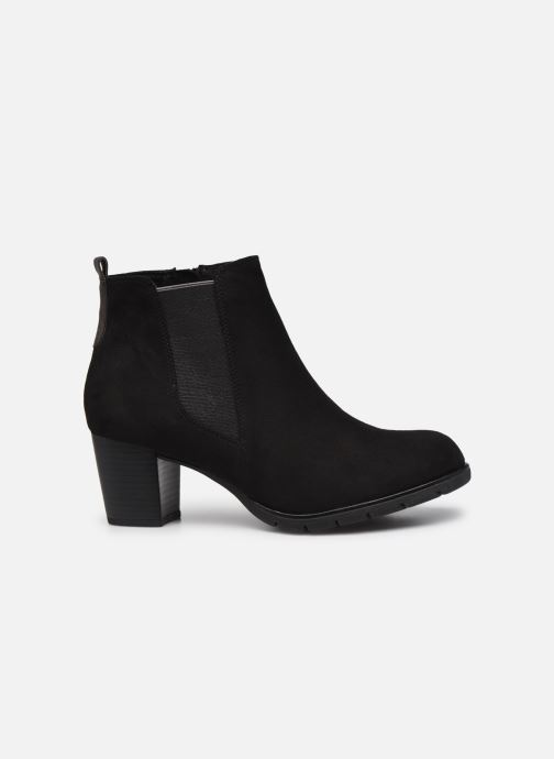 Bottines et boots Marco Tozzi Kiara Noir vue derrière