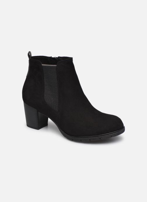 Boots en enkellaarsjes Marco Tozzi Kiara Zwart detail
