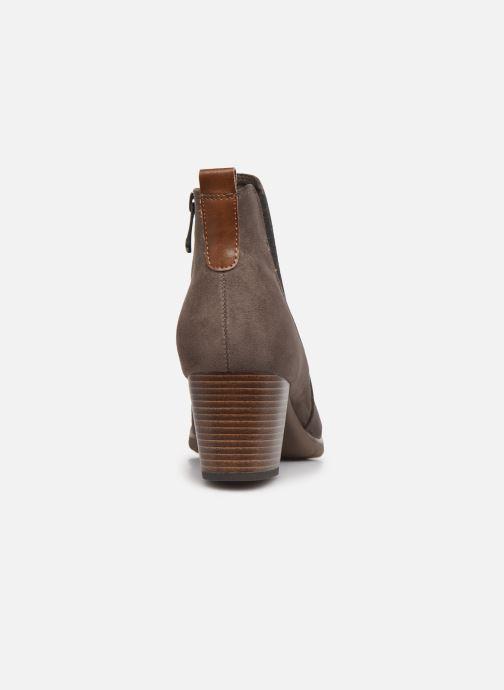 Boots en enkellaarsjes Marco Tozzi Kiara Grijs rechts