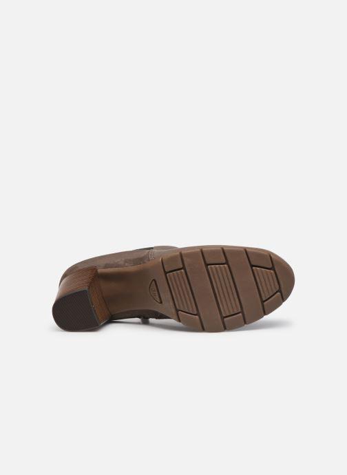 Boots en enkellaarsjes Marco Tozzi Kiara Grijs boven