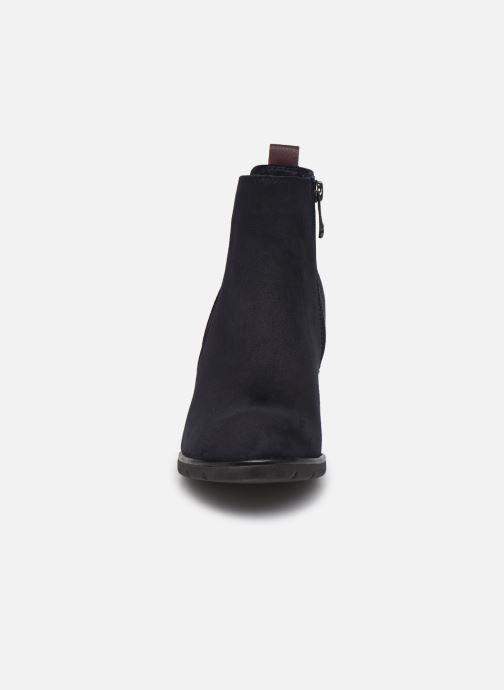 Bottines et boots Marco Tozzi Kiara Bleu vue portées chaussures