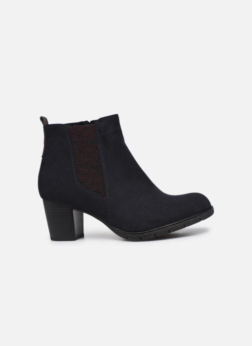 Bottines et boots Marco Tozzi Kiara Bleu vue derrière
