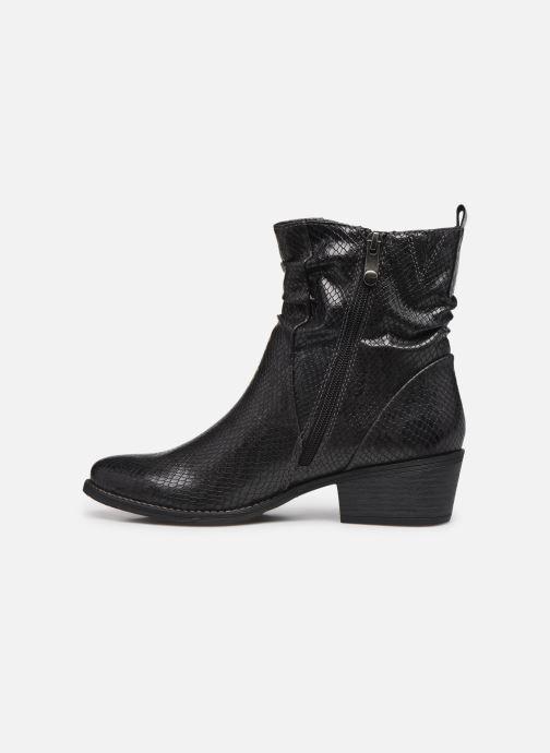 Boots en enkellaarsjes Marco Tozzi Liona Grijs voorkant