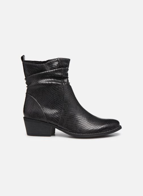 Stiefeletten & Boots Marco Tozzi Liona grau ansicht von hinten