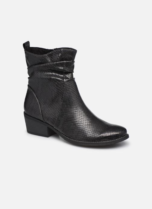 Boots en enkellaarsjes Marco Tozzi Liona Grijs detail