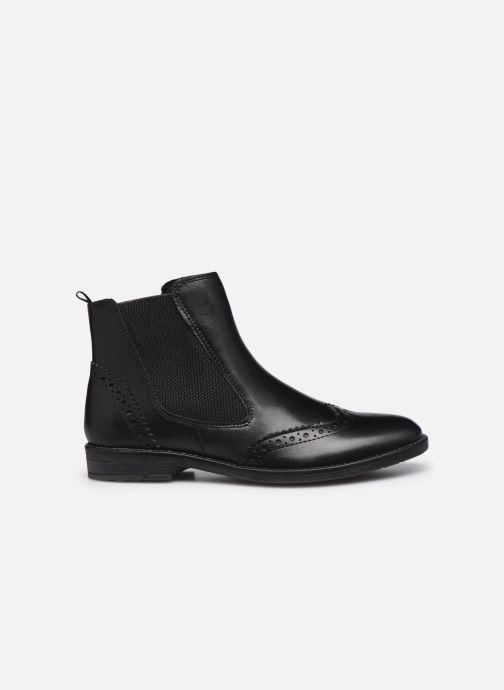 Bottines et boots Marco Tozzi Fazle Noir vue derrière