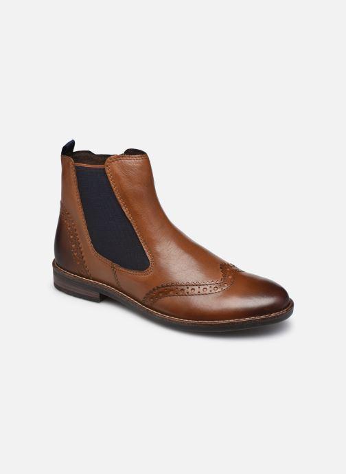Boots en enkellaarsjes Marco Tozzi Fazle Bruin detail