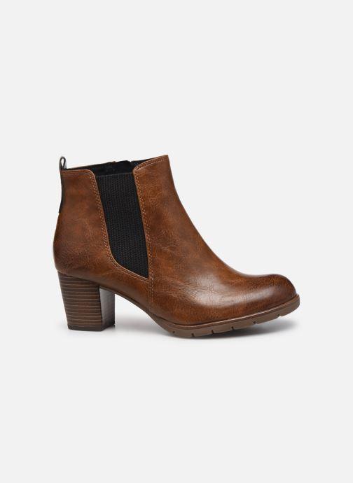 Stiefeletten & Boots Marco Tozzi Yukila braun ansicht von hinten