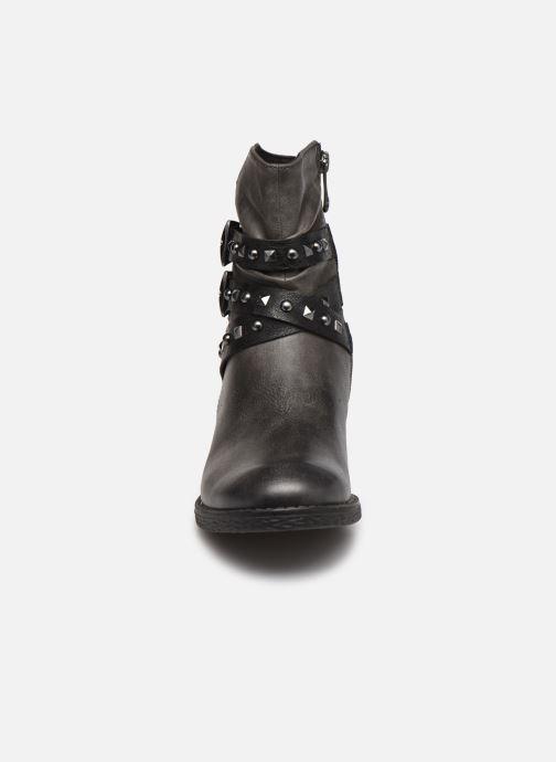 Boots en enkellaarsjes Marco Tozzi Lywen Grijs model