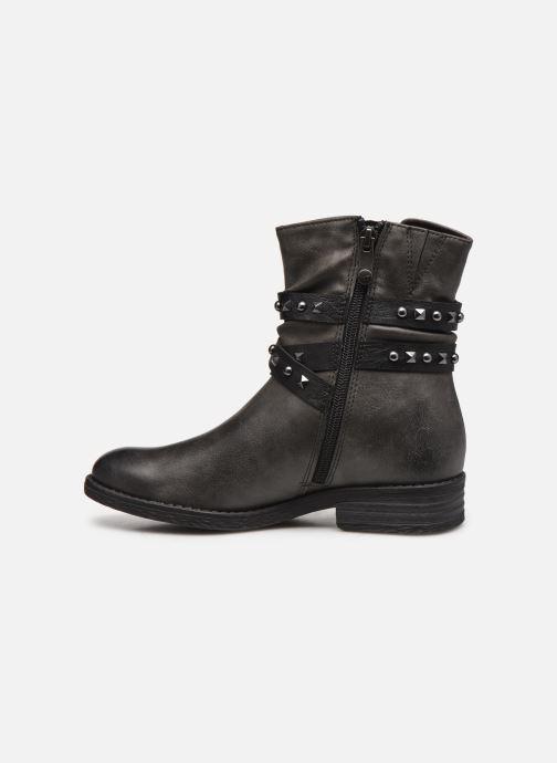 Boots en enkellaarsjes Marco Tozzi Lywen Grijs voorkant