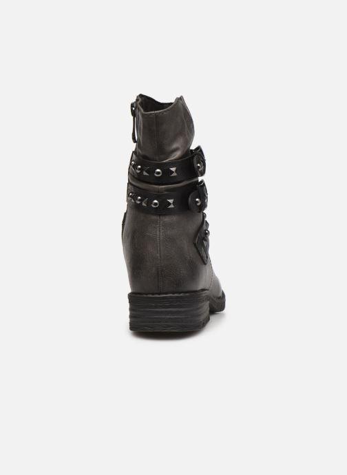Boots en enkellaarsjes Marco Tozzi Lywen Grijs rechts