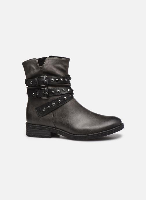 Boots en enkellaarsjes Marco Tozzi Lywen Grijs achterkant