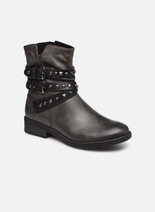 Boots en enkellaarsjes Marco Tozzi Lywen Grijs detail