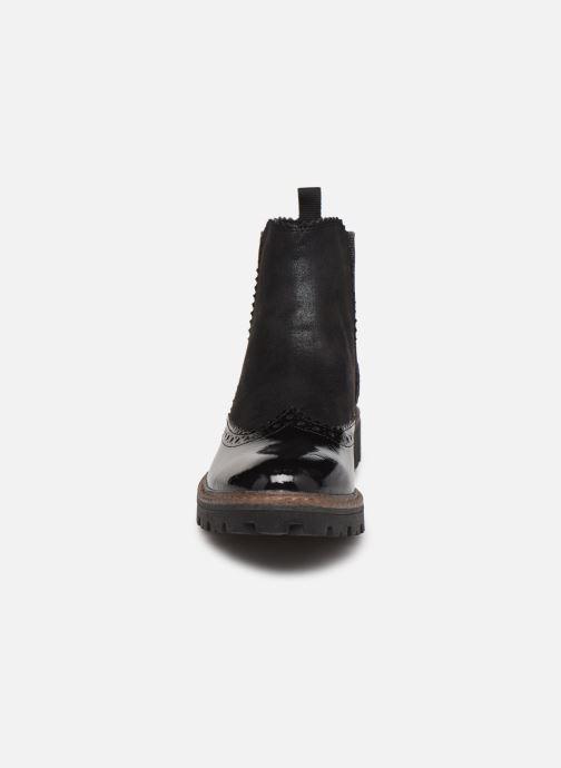 Bottines et boots Marco Tozzi Machu Noir vue portées chaussures