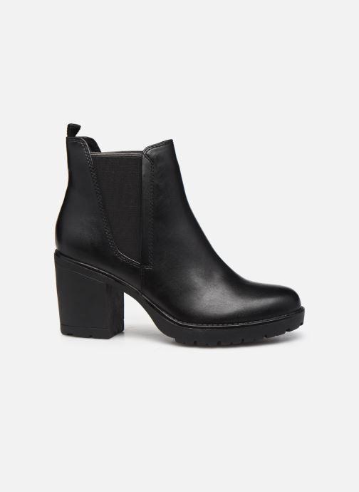 Boots en enkellaarsjes Marco Tozzi Mado Zwart achterkant